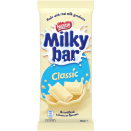 Photo of Nestle Milkybar Chocolate 180g