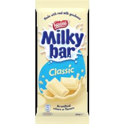 Photo of Nestle Milkybar Chocolate 180g