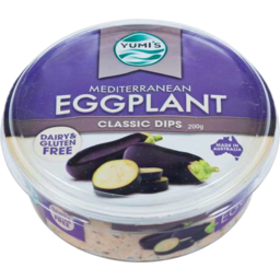 Photo of Yumis Dip Eggplant 200g