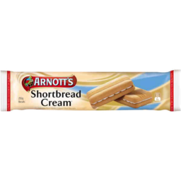 Photo of Arnott's Biscuits Shortbread Creams 250g