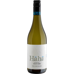 Photo of Haha Hawke's Bay Pinot Gris 750ml