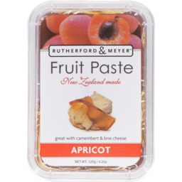Photo of Rutherford & Meyer Paste Apricot 120g
