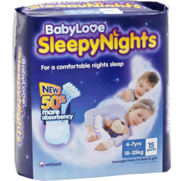 Photo of Babylove Sleepynights 8