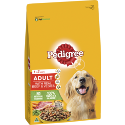 Photo of Pedigree Adult With Real Mince & Vegies 3kg