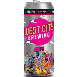 Photo of West City Neipa Can