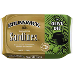 Photo of Brunswick Sardines In Oil