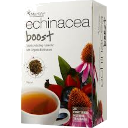 Photo of Morlife - Echinacea Boost - 25 Tea Bags