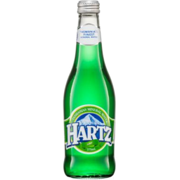 Photo of Hartz Mineral Water Lime 375ml
