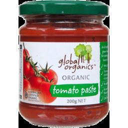 Photo of Global Organics Organic Tomato Paste