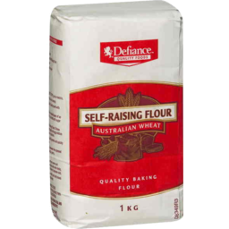 Photo of Defiance Flour Self Raising2kg