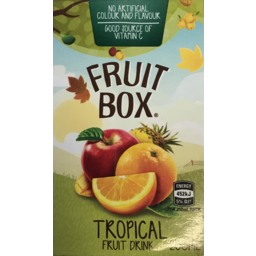 Photo of Tetra Fruit Box Tropical 250ml