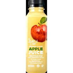 Photo of Juicy Isle Juice Cloudy Apple 350mL