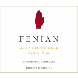 Photo of Fenian Pinot Gris 750ml
