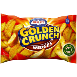 Photo of Birds Eye Golden Crunch Wedges 1kg