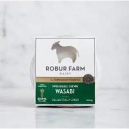 Photo of R/Farm Wasabi Chevre 100gm