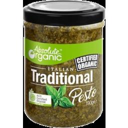 Photo of Absolute Organic Pesto Verde 190g