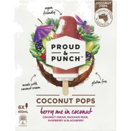 Photo of Proud & Punch Coconut And Berry 6pk