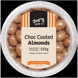 Photo of JC's Choc Coated Almonds 225gm