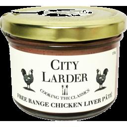 Photo of City Lard Chick Liver Pate 150g