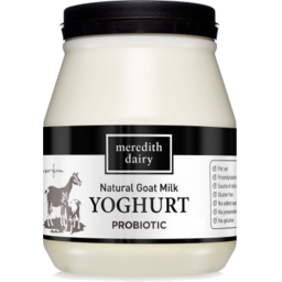 Photo of Meredith Dairy Goat Milk Yoghurt