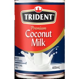 Photo of Trident Coconut Milk (400ml)