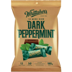 Photo of Whittakers Dk Peppermint 180g