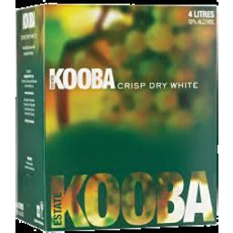 Photo of Kooba Crisp Dry White