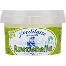 Photo of Europomella Fiordilatte Mozzarella Rustichella 125g