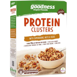Photo of Goodness Protein Clusters 400gm