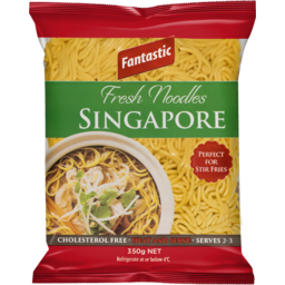 Photo of Fantastic Fresh Noodles Singapore 350g