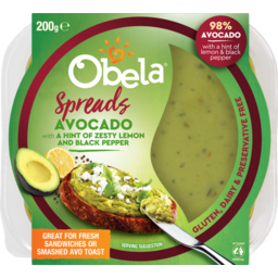 Photo of Obela Avocado Spread 200g