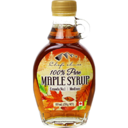 Photo of Chefs Choice - Maple Syrup - 189ml
