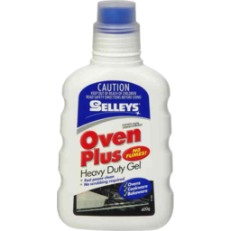 Photo of Selleys Oven Plus Heavy Duty Gel 400gm