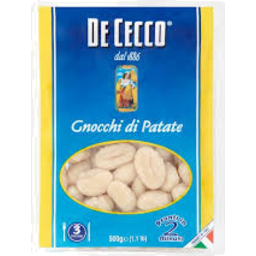 Photo of De Cecco  Gnocch di Patate 500g