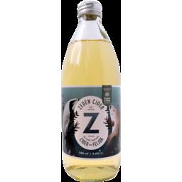 Photo of Zeden Cider Co Cider With Feijoa 500ml