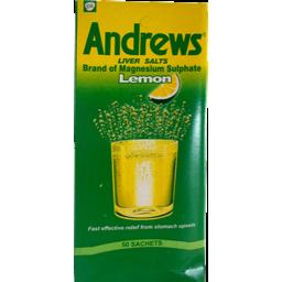 Photo of Andrew Lemon Salts Singles