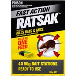 Photo of Ratsak Fast Action 4x50 200gm
