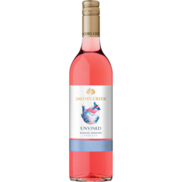 Photo of Jacobs Creek Unvined Rose 750ml