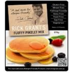 Photo of Rick Grant G/F Pikelet Mix 370g