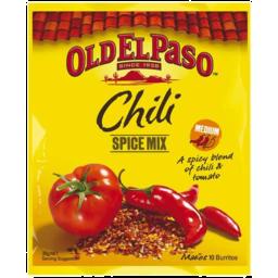 Photo of O/E Paso Spice Chili 35gm