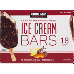 Photo of Kirkland Signature Vanilla Almond Bars