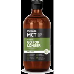 Photo of Melrose MCT Oil - Pro Plus