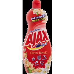 Photo of Ajax All In 1 Divine Blends Multipurpose Cleaning Gel Floral Bloom 700 Ml
