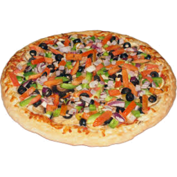 Photo of Alfredos Pizza Vegetable 550gm