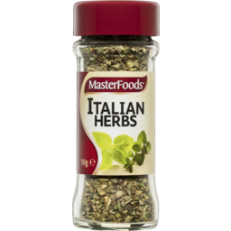 Photo of Masterfoods Dried Italian Herbs 10g