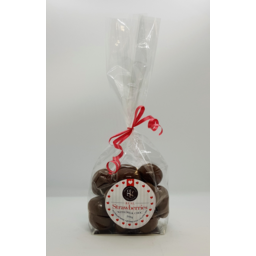 Photo of The Good Grocer Collection Chocolate Milk Strawberry 200g