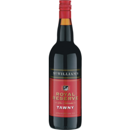 Photo of McWilliam's Royal Reserve Tawny