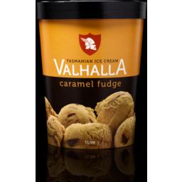 Photo of Valhalla Caramel Fudge 1 Litre