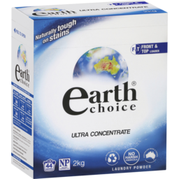 Photo of Earth Choice Laundry Powder Top & Front Loader 2kg