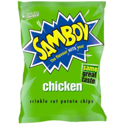 Photo of Samboy Chicken 175g